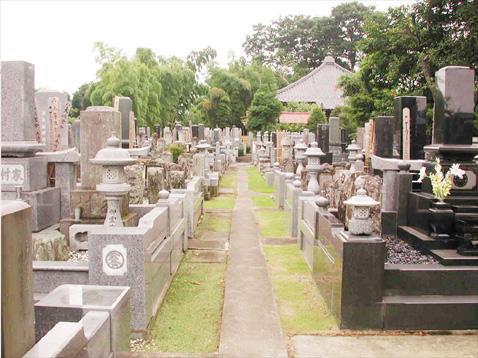 清鏡寺墓苑