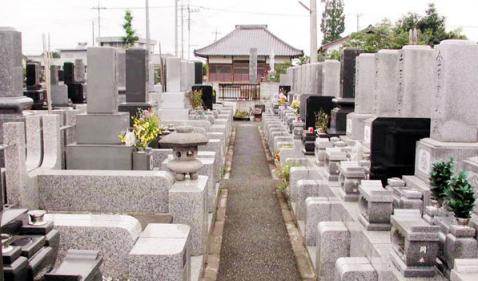 北坂戸霊園