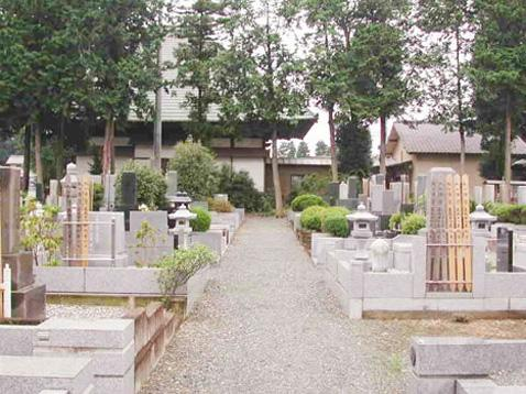 三福寺墓苑の画像1