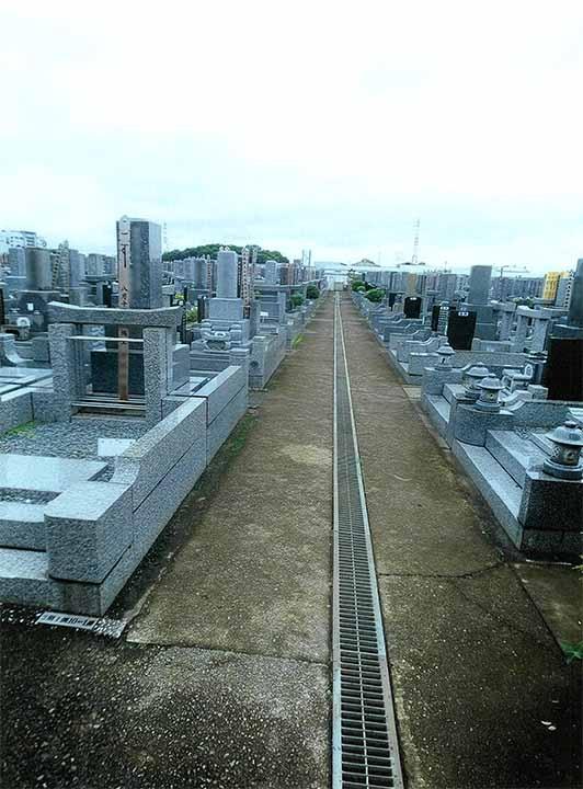 広源寺墓苑