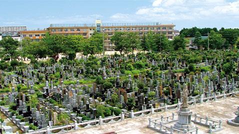 松戸霊苑の画像1