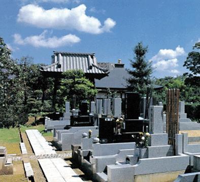 潮音寺霊園