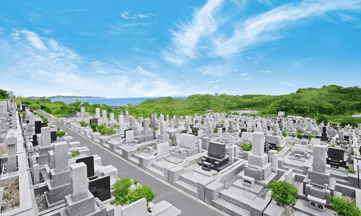 三浦霊園の画像3