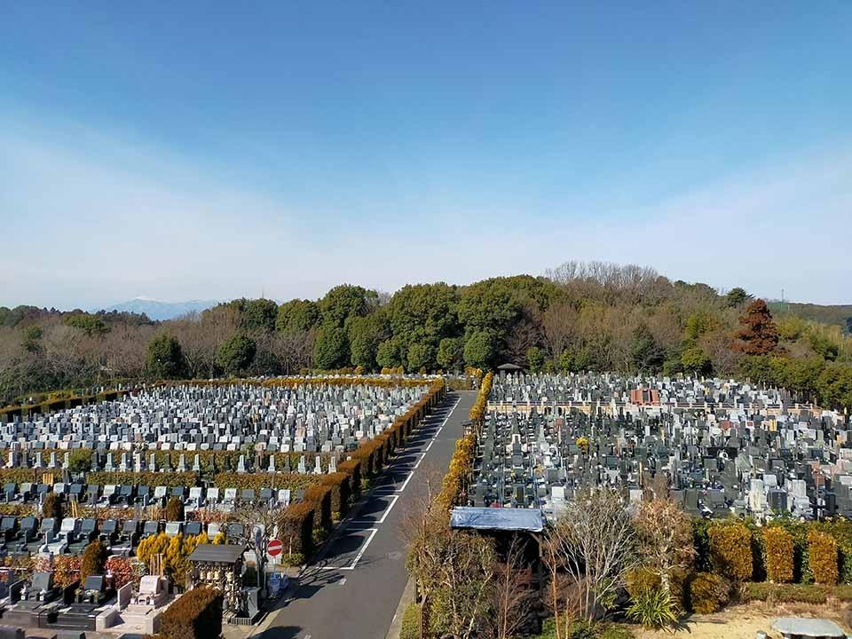 横浜聖地霊園