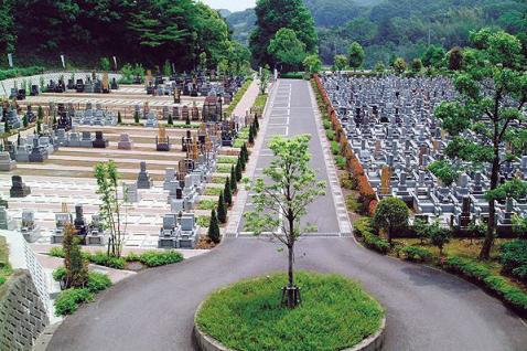厚木森の里霊園の画像1