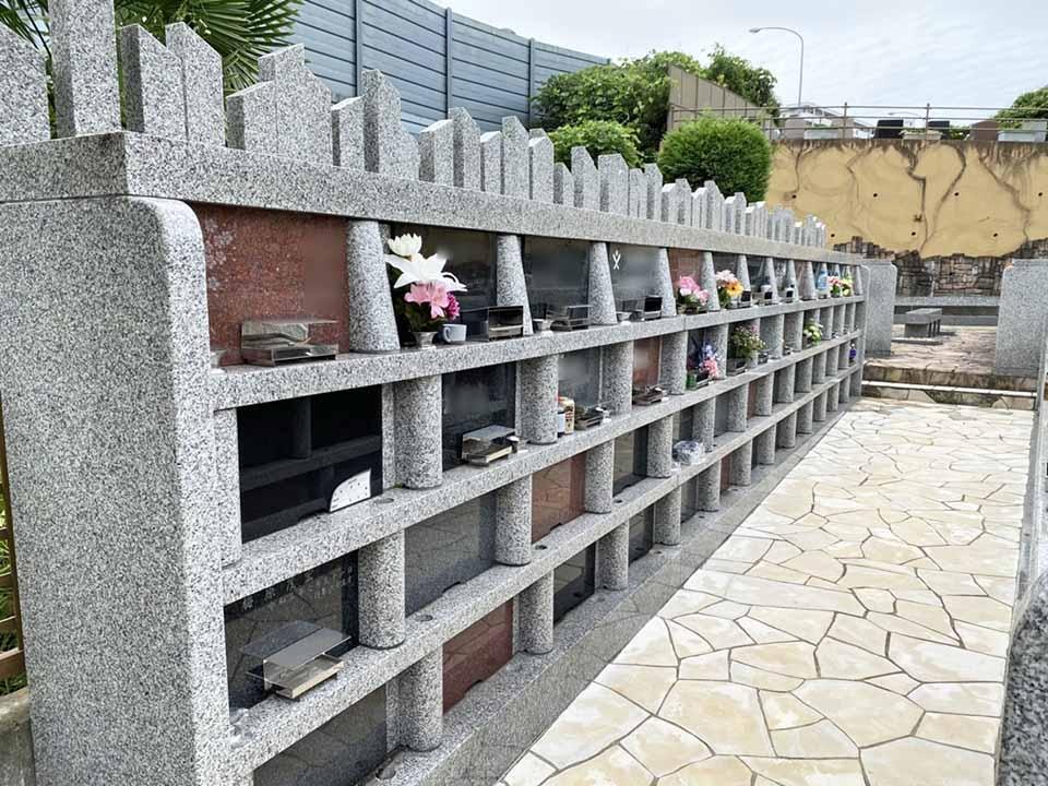 メモリアルパーク南横浜 永代供養墓の画像1