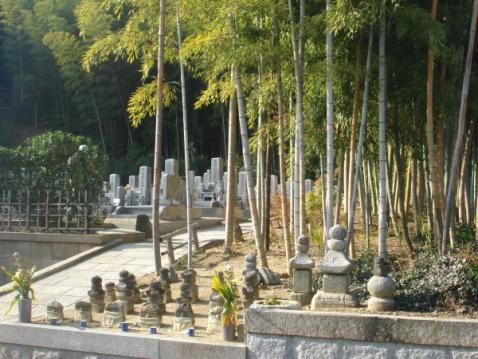 洞雲寺墓苑の画像2