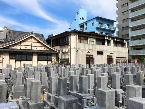 大通寺霊園
