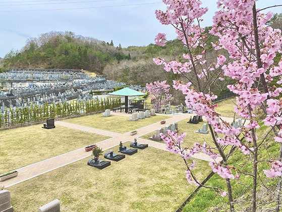 神戸山田霊苑