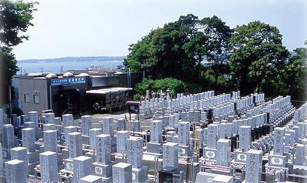 三浦シーサイド墓苑