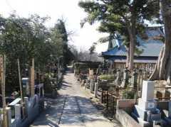 時宗総本山 遊行寺墓苑