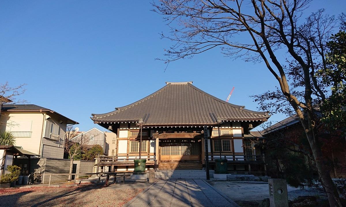 来迎山 光林寺の画像1