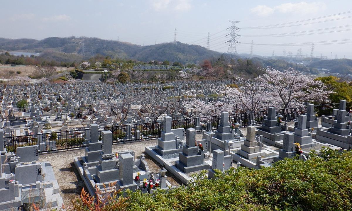 飯盛霊園(公営)の画像1