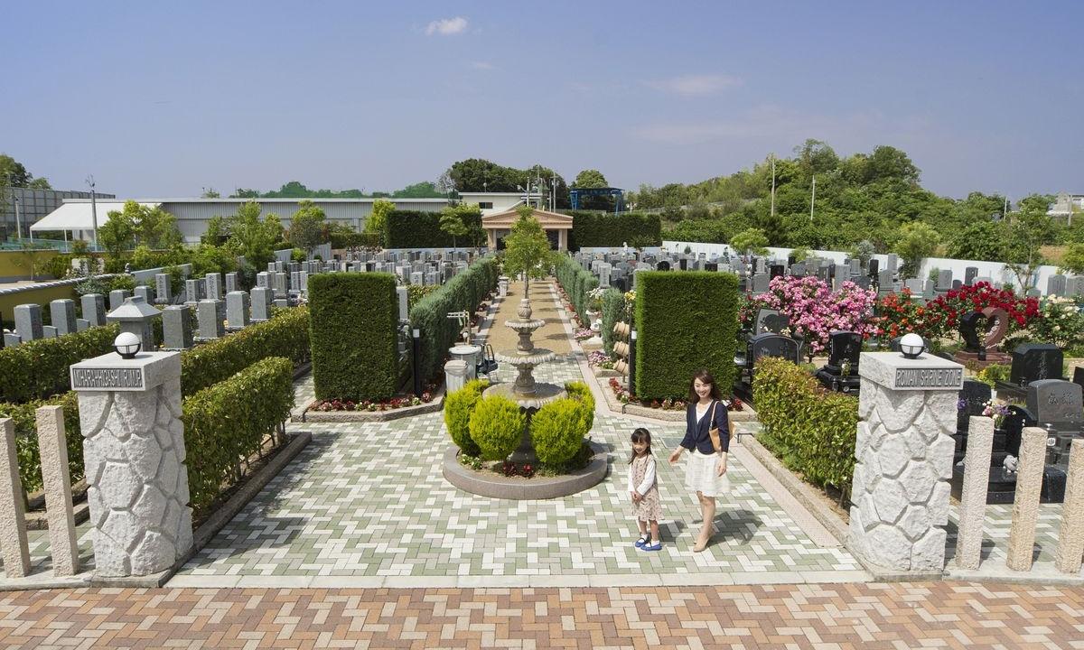 第4期 美原東ロイヤルメモリアルパークの画像1