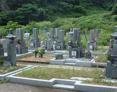 淡路市営 津名公苑墓地