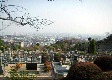 芦屋市営 芦屋市霊園墓地の画像1