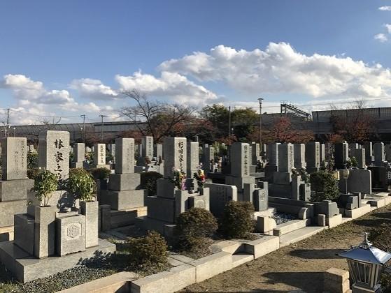 尼崎市営 弥生ケ丘墓園の画像1