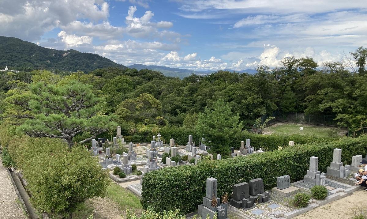 西宮市営 甲山墓園の画像1