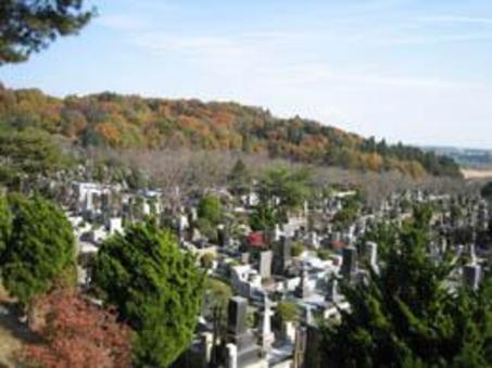 養父市営 大屋富士霊苑の画像1