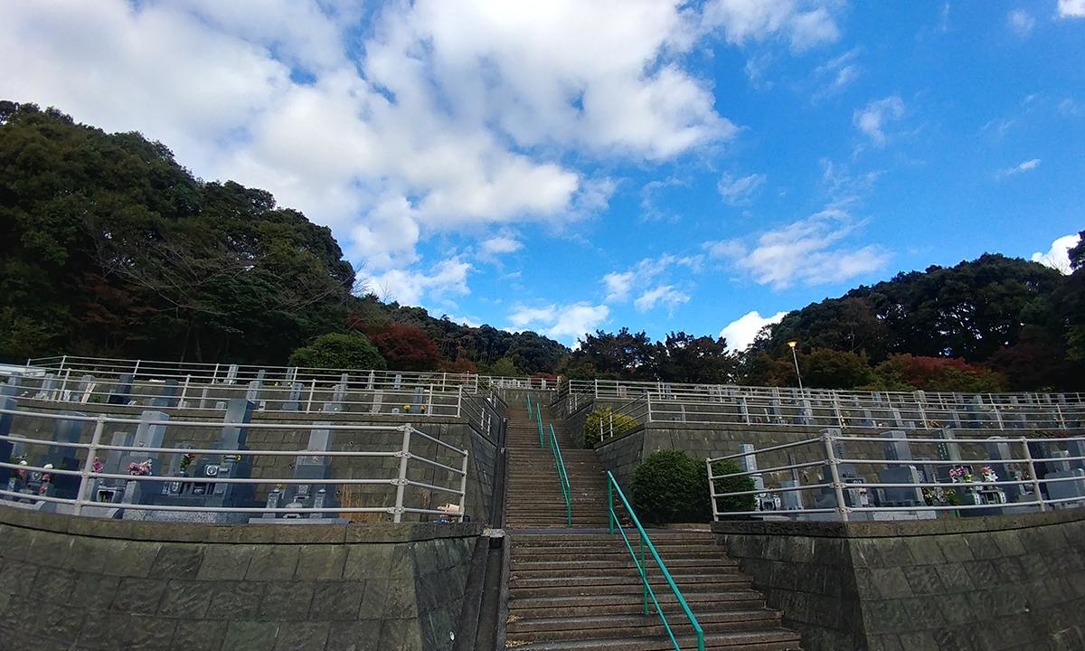 豊川市営 御油墓園の画像1