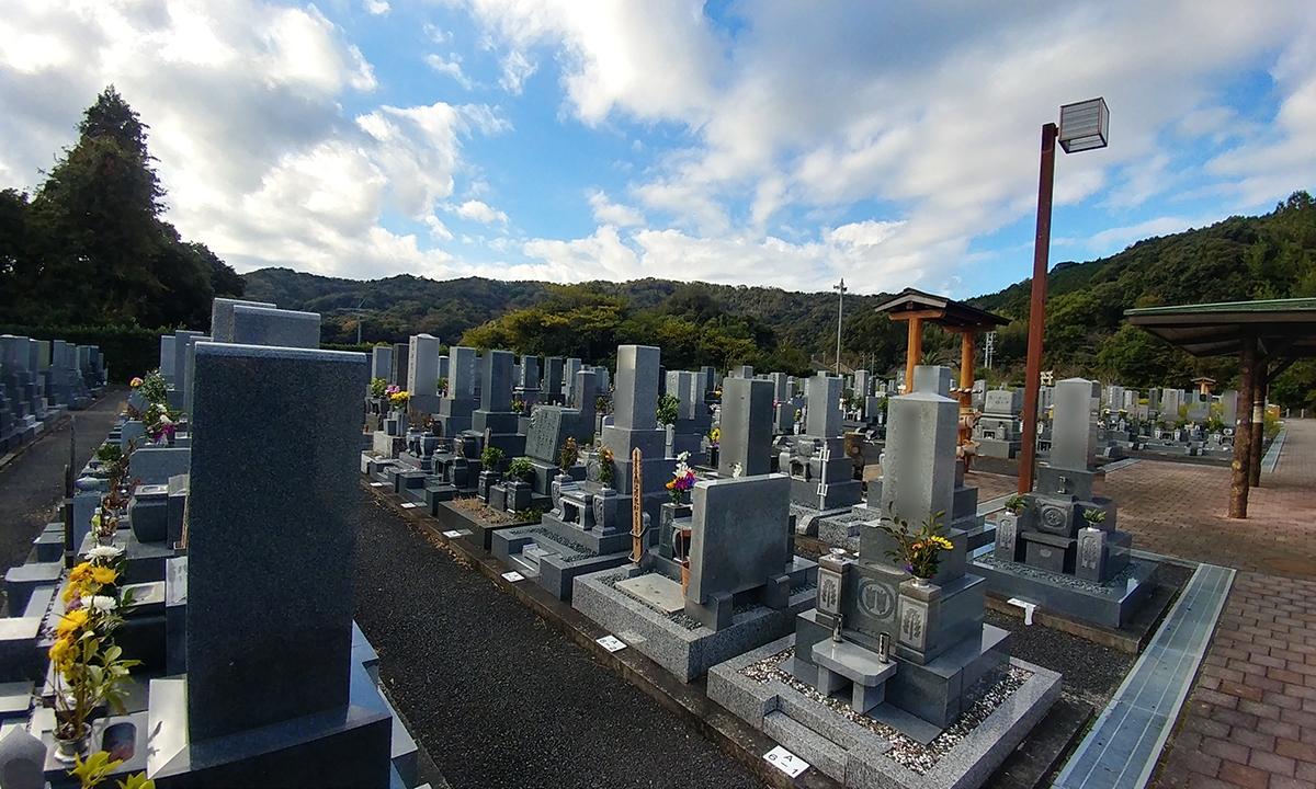 豊川市営 御油第二墓園の画像2