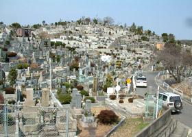 名古屋市立 愛宕霊園の画像1