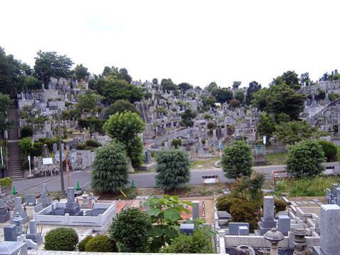名古屋市立 八事霊園