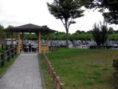 稲沢市営 祖父江霊園の画像1