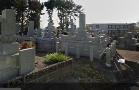 熊本市営 小峯墓地の画像1