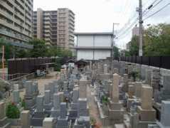 善源寺町墓地