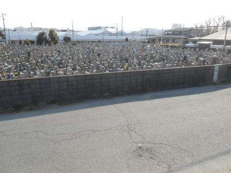 池田市立 桃園墓地の画像1