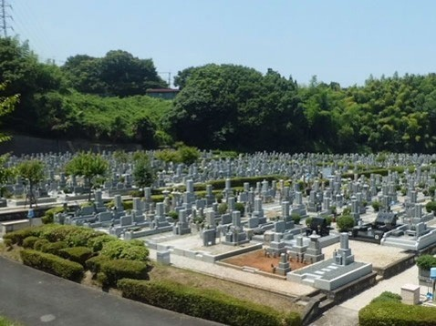 堺市営 堺市霊園(堺公園墓地)