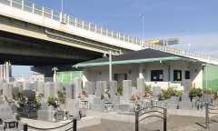 高石市営 浜墓地