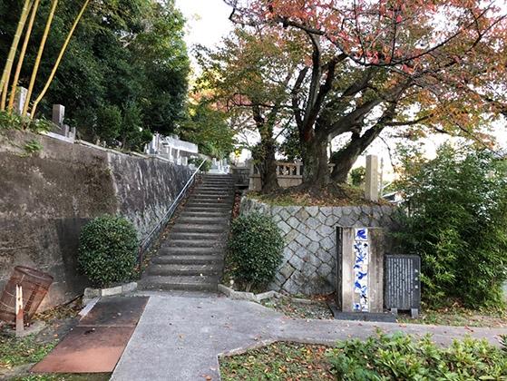 京都市営 地蔵山墓地の画像1