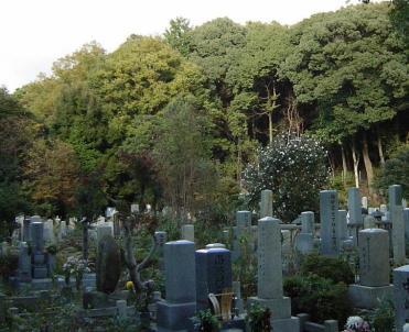 京都市営 大日山墓地の画像1