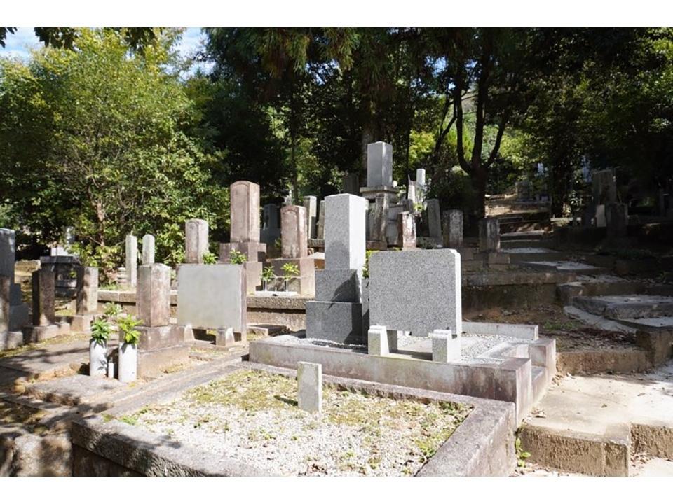 京都市営 宝塔寺山墓地の画像1