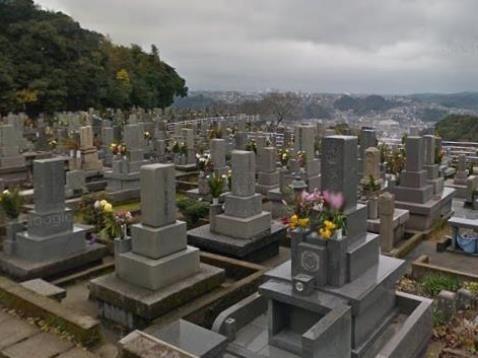 鹿児島市営 草牟田墓地の画像