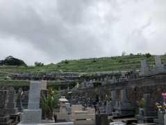 鹿児島市営 唐湊墓地