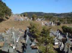 鹿屋市営 高須墓地