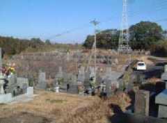 鹿屋市営 八之尾墓地