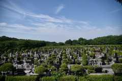 前橋市嶺公園墓地の画像