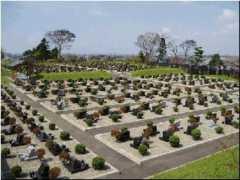 秋田市営 南西墓地