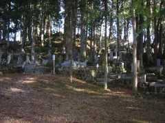 高山市営 法華寺墓地