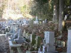 高山市営 素玄寺墓地