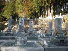 高山市営 大雄寺墓地