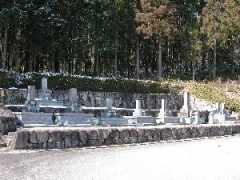 高山市営 久々野墓地