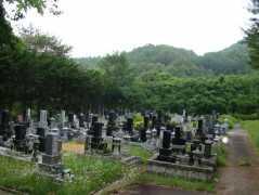 上田市営 丸子霊園の画像