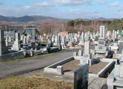旭川市営 2号墓地