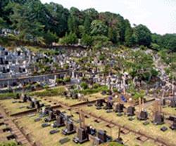 青梅市墓地公園の画像1