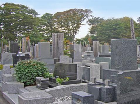 日野市営墓地の画像3